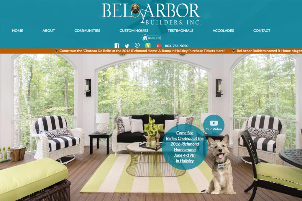 Bel Arbor Builders